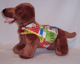 PET HARNESS CLOTHES Outdoor Grilling Themed Shirt