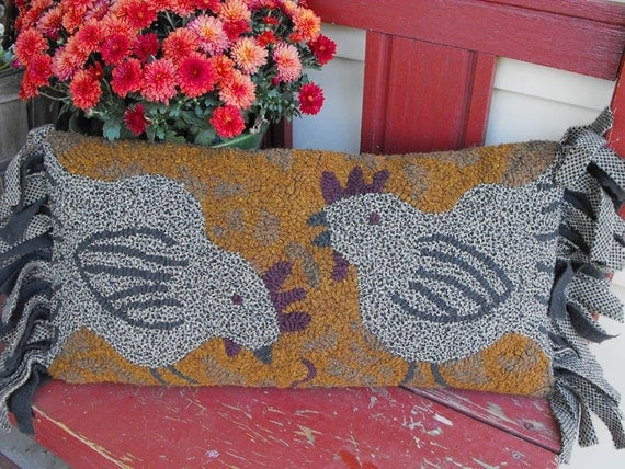 Feathered Friends Pillow Limited Edition Kit