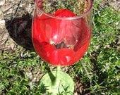 The Red Emperor Tulip