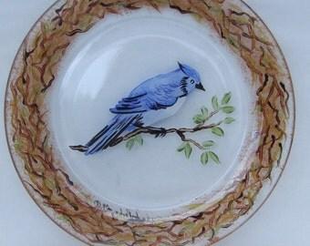 BIRD NEST SNACK PLATES