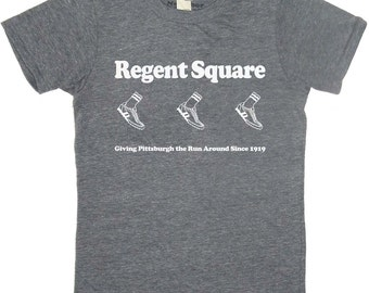 Regent Square - Giving Pittsburgh the Run Around Since 1919