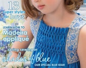 Sew Beautiful issue no. 130