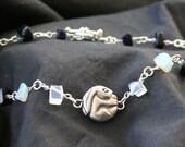 Moon Rabbit bracelet
