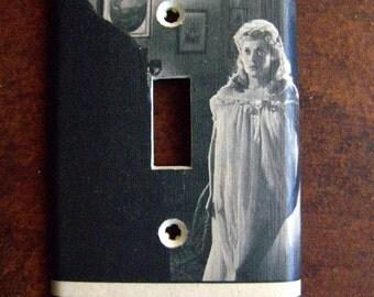 Dracula's New Victim - Single Lightswitch Cover