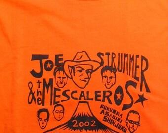 2002 JOE STRUMMER T SHIRT
