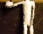 Simple, Miniature Headless Apparition Doll
