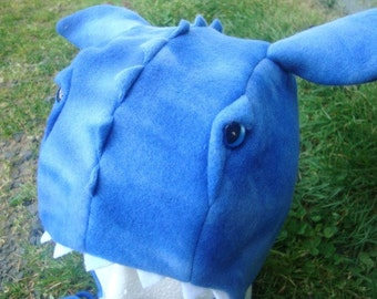 Blue Dragon Hat, Halloween costume party t