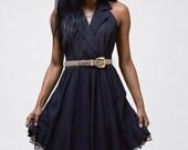 Tux Dress w/ the Midas Touch