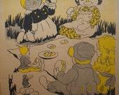 Raggedy Ann 1946 Children's Book