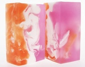 Pink Grapefruit Glycerin Soap