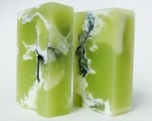 Dewy Bamboo Sudsy Soap, Handcrafted Glycerin Soap, Vegan