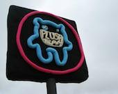 Neon Plush Team Billboard Sign