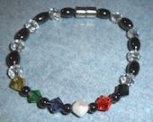 Christian Witness Magnetic Bracelet
