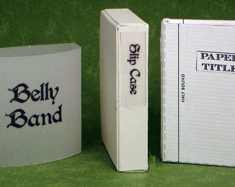 THE BOOK BOOK   Bo Press Miniature Books