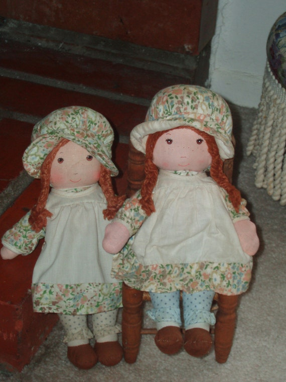 Holly Hobbie And Friends Heather Dolls