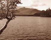 Mount Chocorua, NH 5x7 Print, Matted to 8x10