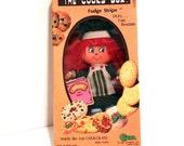 Vintage Cooky Cookie Box Doll Gata Gatabox Fudge Stripe MIB in Box 1981