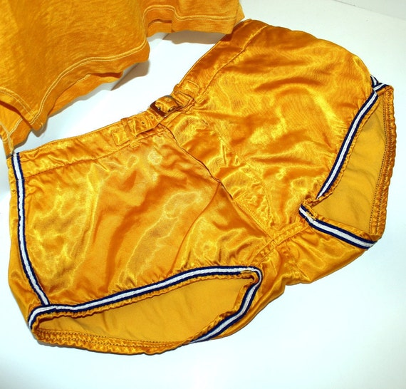 Vintage Mens Wilson Shorts Basketball Uniform By That70sshoppe