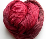 Sock Yarn Merino Wool  Bamboo Nylon Tarnished Heart