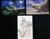 Battle of Britain Art Card Set 2