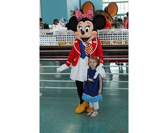 Disney Cruise Pillowcase Dress