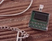SALE Circuit Board Pendant Necklace - Free Shipping to USA