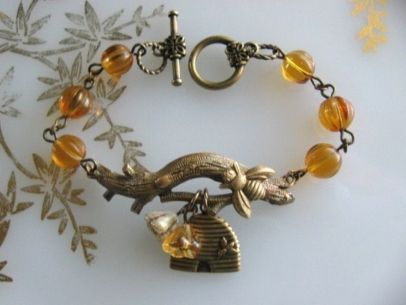 Bee Charmer Bracelet