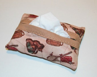 Fishing Theme Tissue Holder