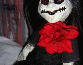 OOAK Creepy Dolls- Set of three