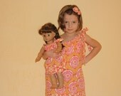 Molly and Me Pillowcase Doll Dress... Neemies