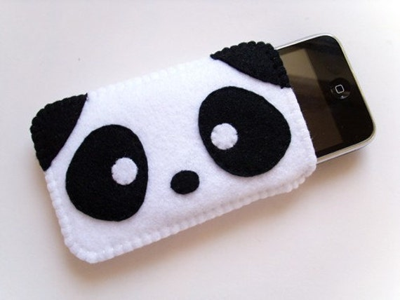 Panda iPod \/ iPhone \/ iTouch Case