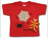 Listing for Lidia (3 magnet t-shirts with bugs)