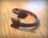 Vintage Arrow Ring