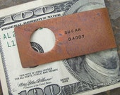 Copper Money Clip Sugar Daddy