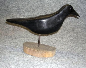 Crow Decoy
