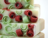 Apple Cider Soap Handmade Cold Process, Vegan Friendly