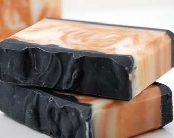 Sandalwood Soap, Handmade Cold Process, Vegan Ingredients