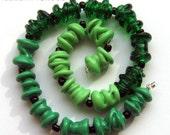 Lahavit Original Beads-18 Raw beads