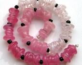 Lahavit Original Beads-16 Raw beads