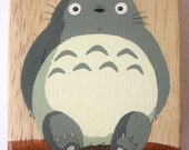 My Neighbor Totoro Hand Paint wood BoxStudio Ghibli 6