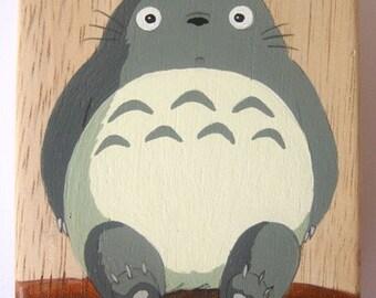My Neighbor Totoro Hand Paint wood BoxStudio Ghibli 6