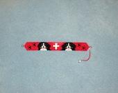 Swiss Cross Berner Bracelet w\/ magnetic clasp