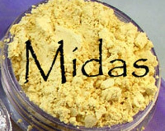 Midas Vegan Concealer 10 Gram Jar apprx. 5 grams of powder