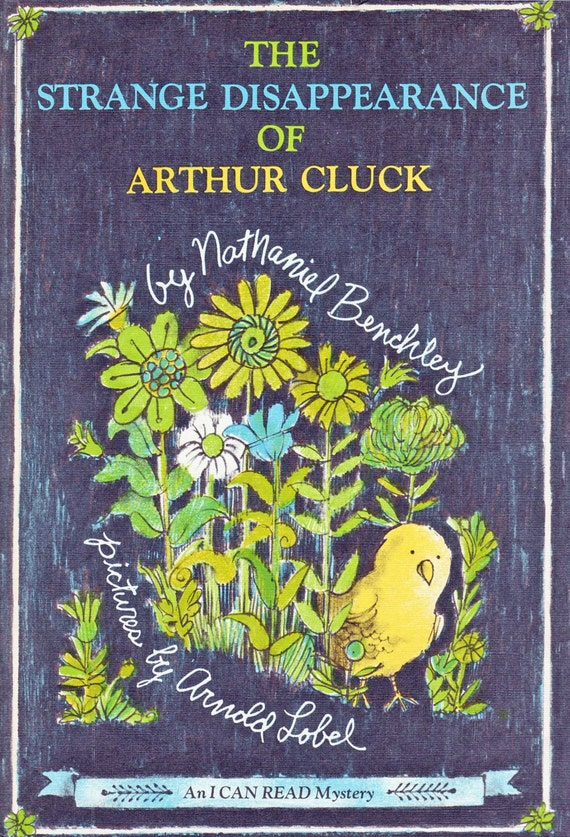 The Strange Disappearance of Arthur Cluck
