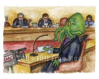 Cthulhu Testifies Before the Senate Banking Committee print