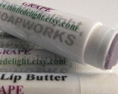 Grape Luscious Lip Butter....Cocoa Butter and Shea love your lips