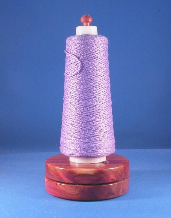 Cedar Yarn/Thread Holder