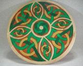Wall Plaque - Celtic Shield