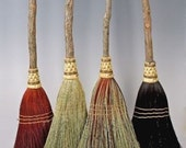 NATURAL KITCHEN BROOM