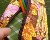 Fairy Brown Pencil Pouch